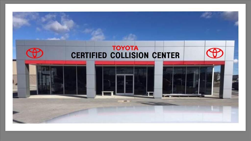 Toyota Of Goldsboro Collision Center In Goldsboro Nc 27534 Auto