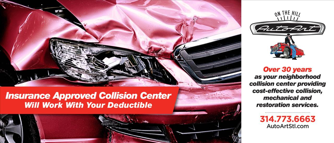 Auto Art Collision And Restoration Center In St Louis Mo 63110