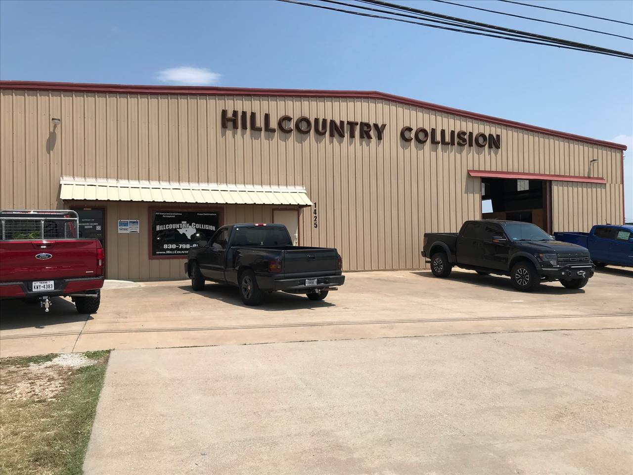 Hillcountry Collision Inc In Marble Falls Tx 78654 Auto Body Shops Carwise Com