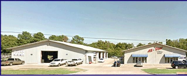 All Star Collision Center Inc In Jacksonville Tx 75766 Auto