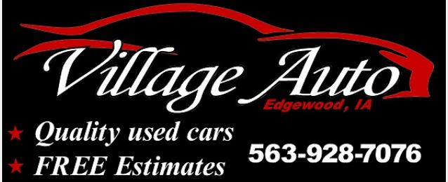 Village Auto Body >> Village Auto Body Shop In Edgewood Ia 52042 Auto Body