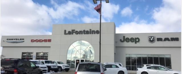 LaFontaine Chrysler Jeep Dodge RAM In Fenton MI Auto - Chrysler shop
