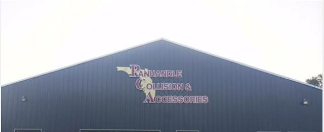 Panhandle Collision Llc In Chipley Fl 32428 Auto Body Shops