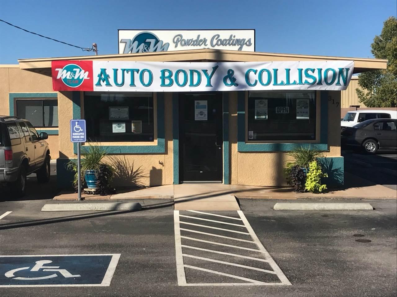 M And M Auto >> M M Auto Collision In Huachuca City Az 85616 Auto Body
