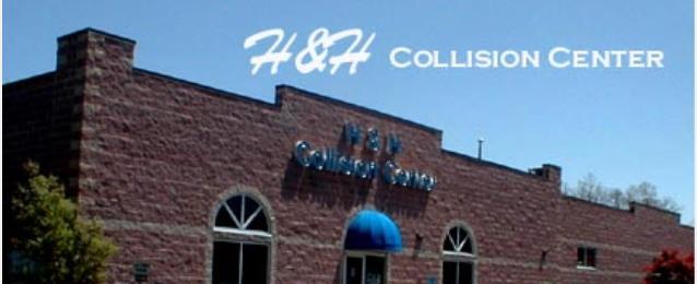 H H Collision Center In Shippensburg Pa 17257 Auto Body Shops