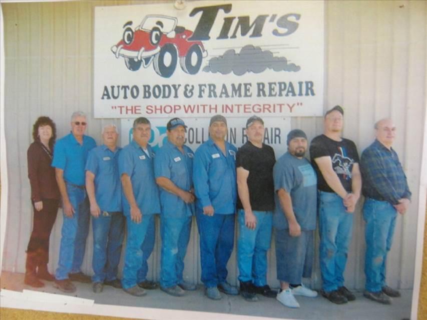 Tim\'s Auto Body & Frame Repair Inc. in Bay City, TX, 77414 | Auto ...