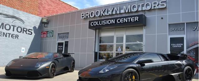 Brooklyn Motors In Brooklyn Ny 11223 Auto Body Shops Carwise Com