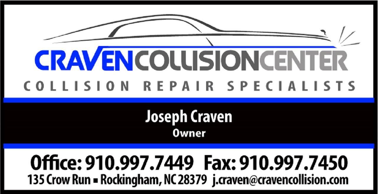 craven collision center inc in rockingham nc 28379 auto body shops carwise com rockingham nc 28379 auto body shops