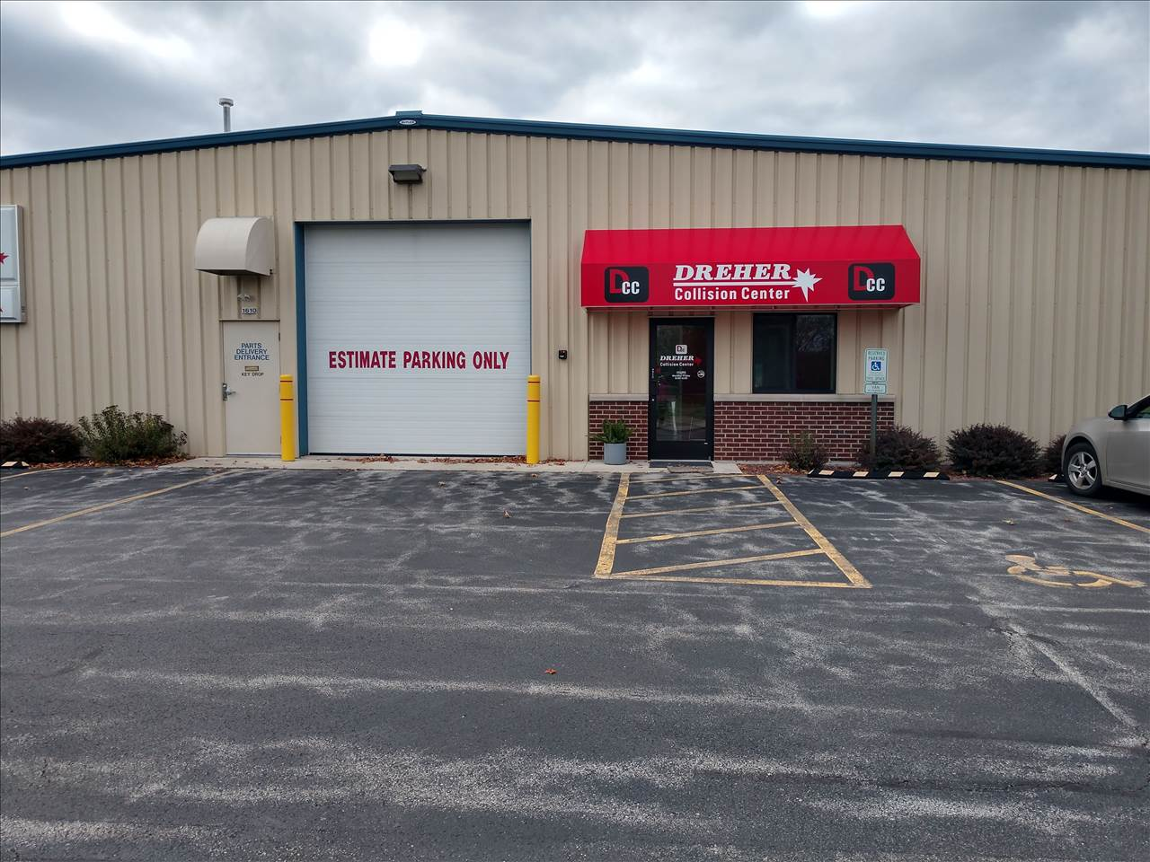 Dreher Collision Center Lakeshore Inc In Manitowoc Wi 54220