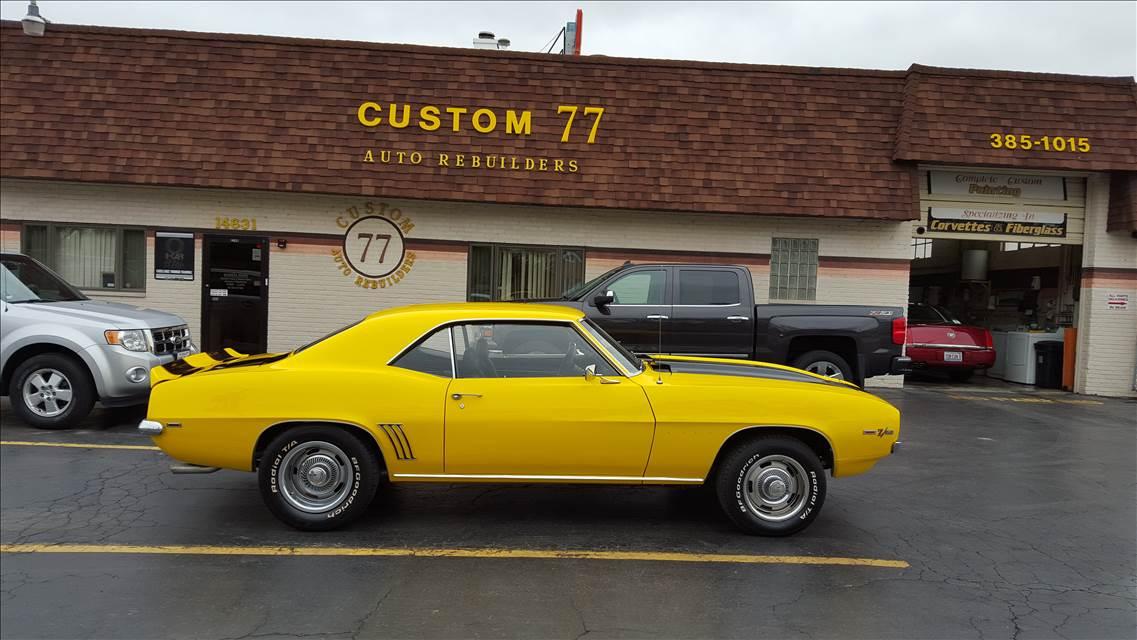 Custom 77 Auto Rebuilders in Midlothian, IL, 60445 | Auto