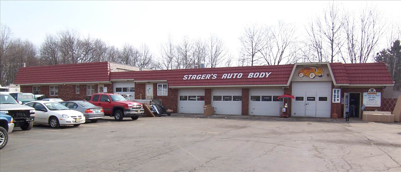 Park Ave Auto >> Stager S Auto Body In Lincoln Park Nj 07035 Auto Body Shops