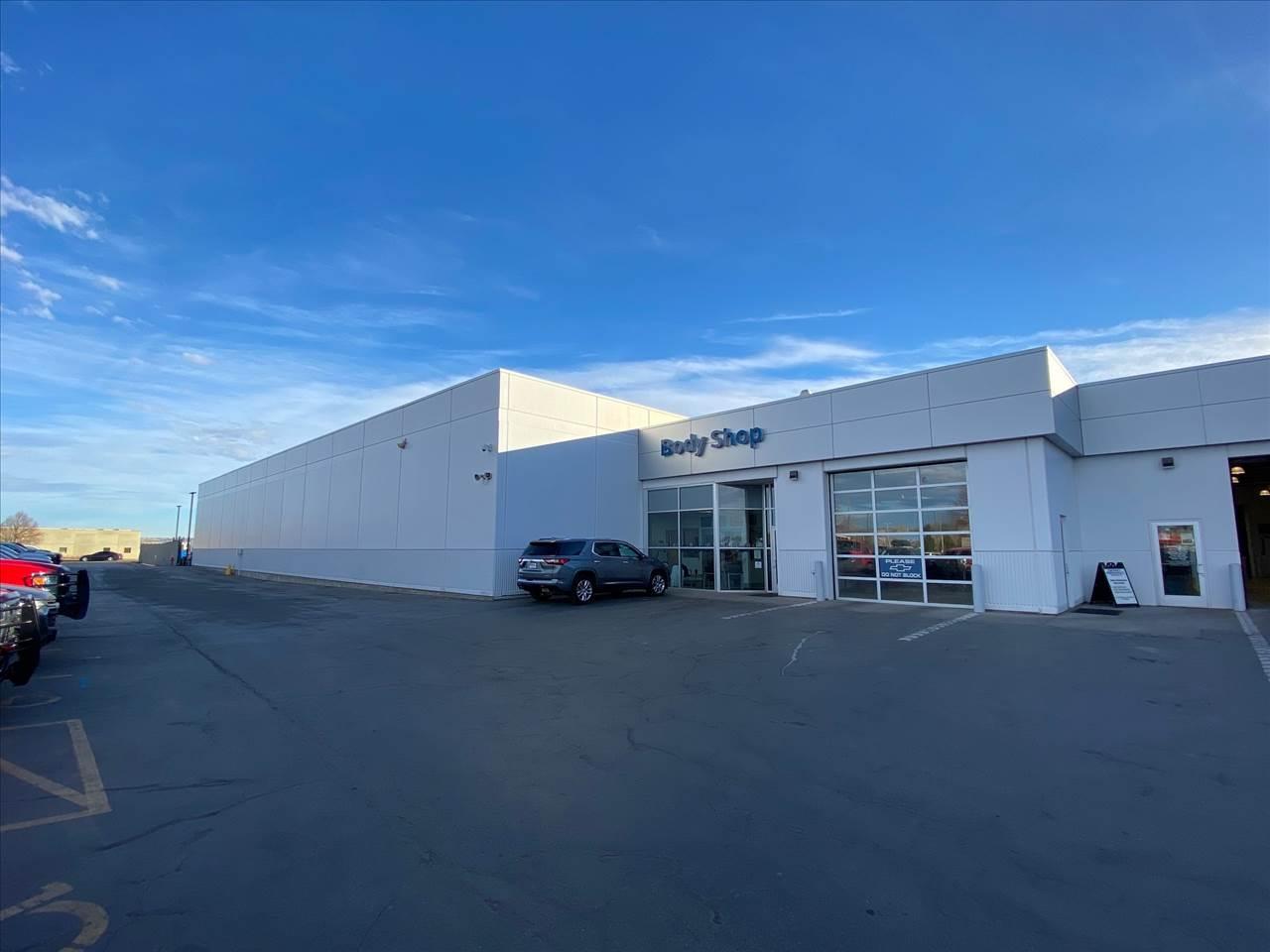 Abra Denny Menholt Chevrolet Billings In Billings Mt 59102 Auto Body Shops Carwise Com