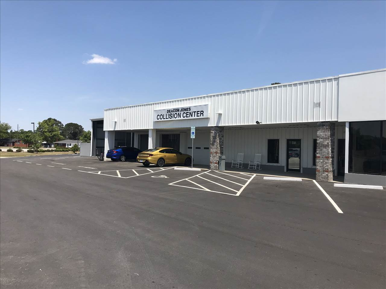 Deacon Jones Collision Center Goldsboro in Goldsboro, NC, 20 ...
