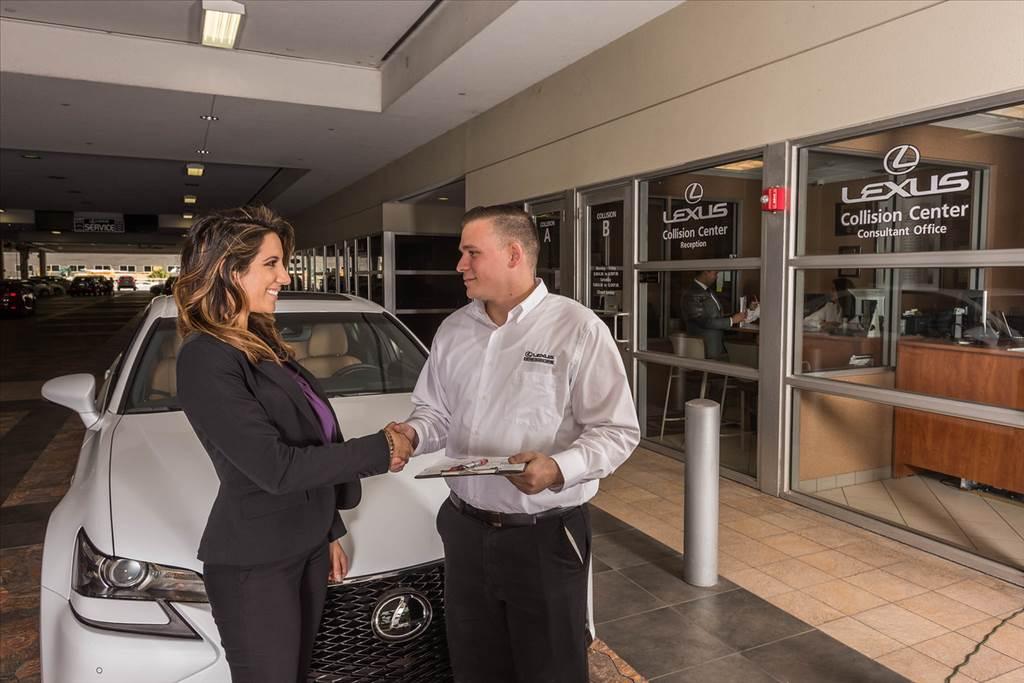 Lexus Of North Miami In North Miami Fl 33181 Auto Body