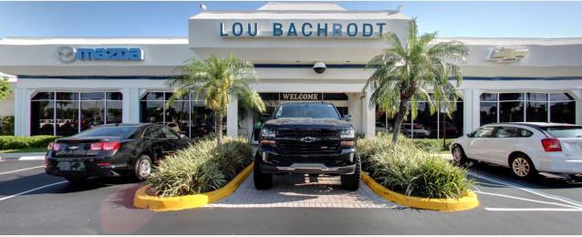 Lou Bachrodt Chevrolet Mazda In Pompano Beach Fl 33069 Auto