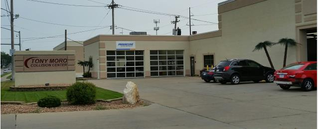 Tony Moro Collision Center Inc In Des Moines Ia 50313