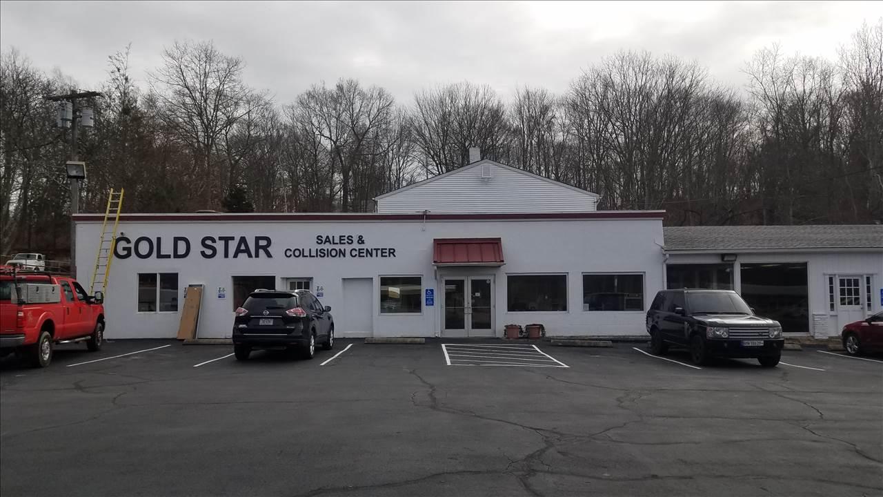 Gold Star Sales Collision Center In Groton Ct 06340 Auto