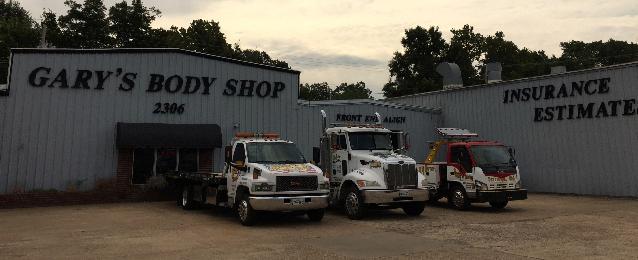 Gary S Body Shop In Texarkana Tx 75501 Auto Body Shops Carwise Com