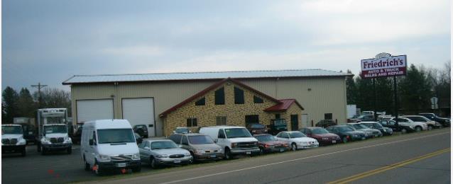 Rice Auto Sales >> Friedrichs Auto Truck Sales And Repair In Rice Mn 56367 Auto