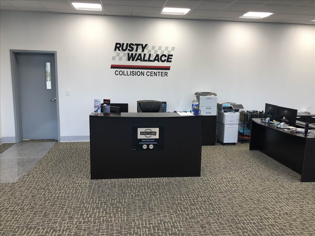 Rusty Wallace Collision Center In Clinton Tn 37716 Auto Body Shops Carwise Com