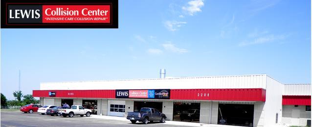 Lewis Collision Center In Topeka Ks 66611 Auto Body Shops
