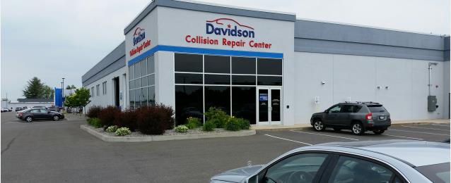 Davidson Chevrolet Inc In Rome Ny 13440 Auto Body Shops