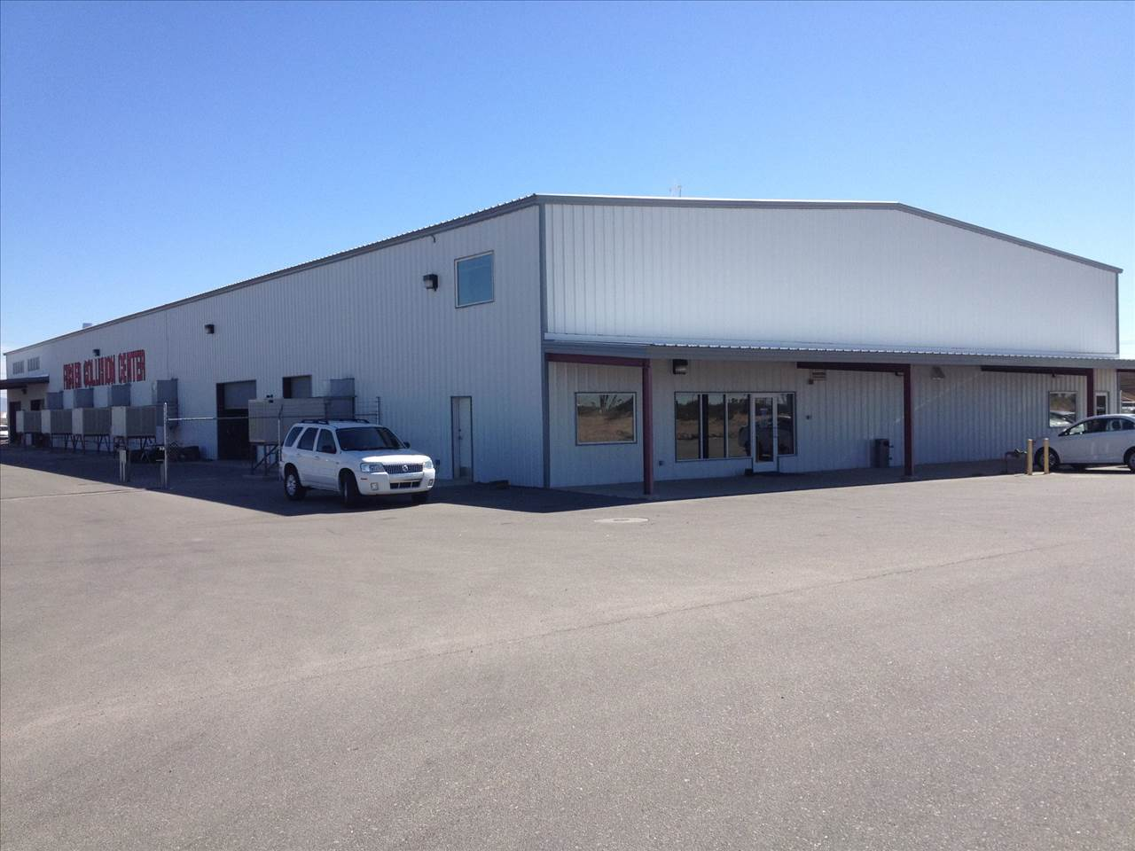 Fisher Collision Center In Yuma Az 85365 Auto Body Shops