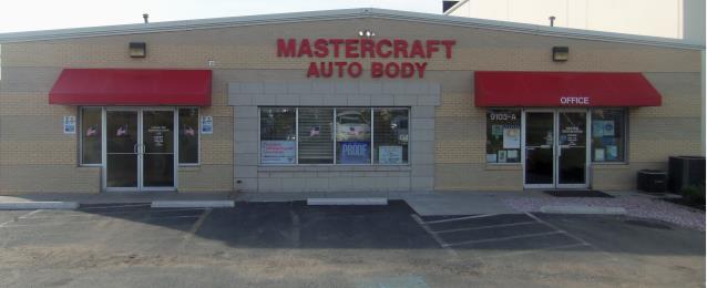 Mastercraft Auto Body Of Manassas In Manassas Park Va