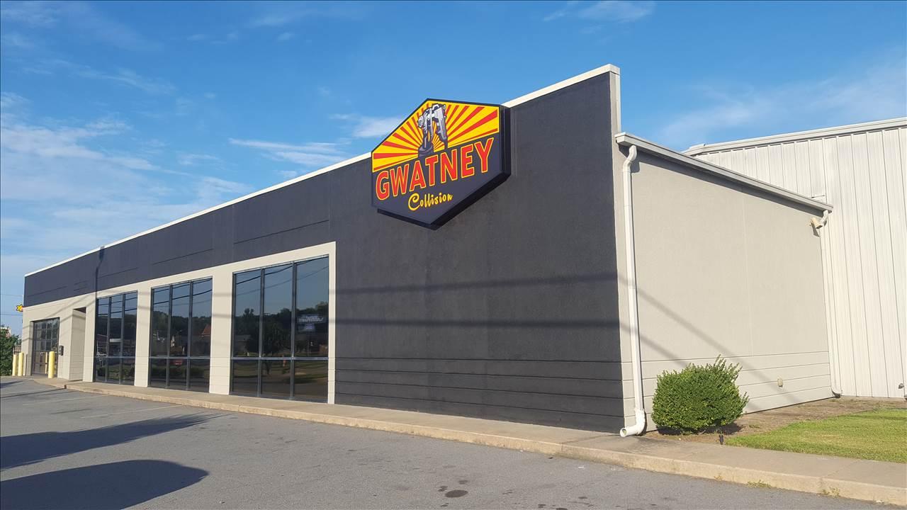 Gwatney Collision Center Jacksonville In Jacksonville Ar