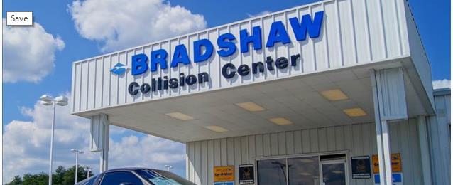 Bradshaw Collision Center In Greer Sc 29651 Auto Body Shops