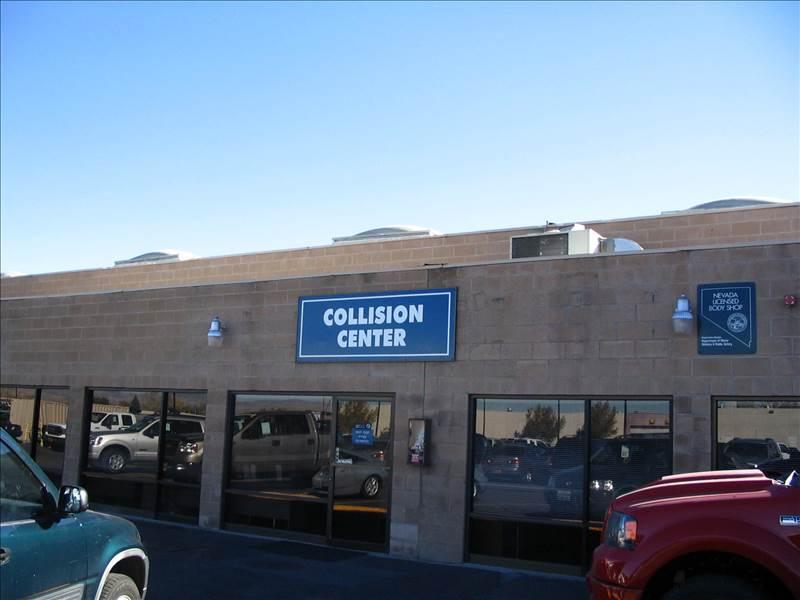 Jones West Ford In Reno Nv 89502 Auto Body Shops