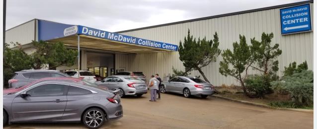 David Mcdavid Collision Center In Irving Tx 75062 Auto Body