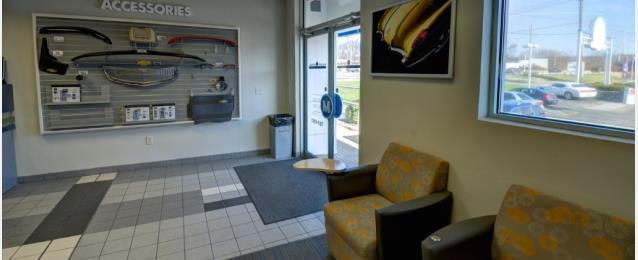 Mccluskey Chevrolet Collision Center In Cincinnati Oh 45215 Auto Body Shops Carwise Com