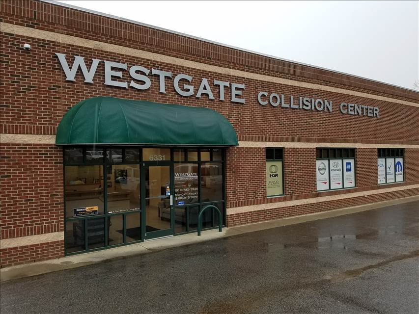 Westgate Collision Center In Raleigh Nc 27617 Auto Body