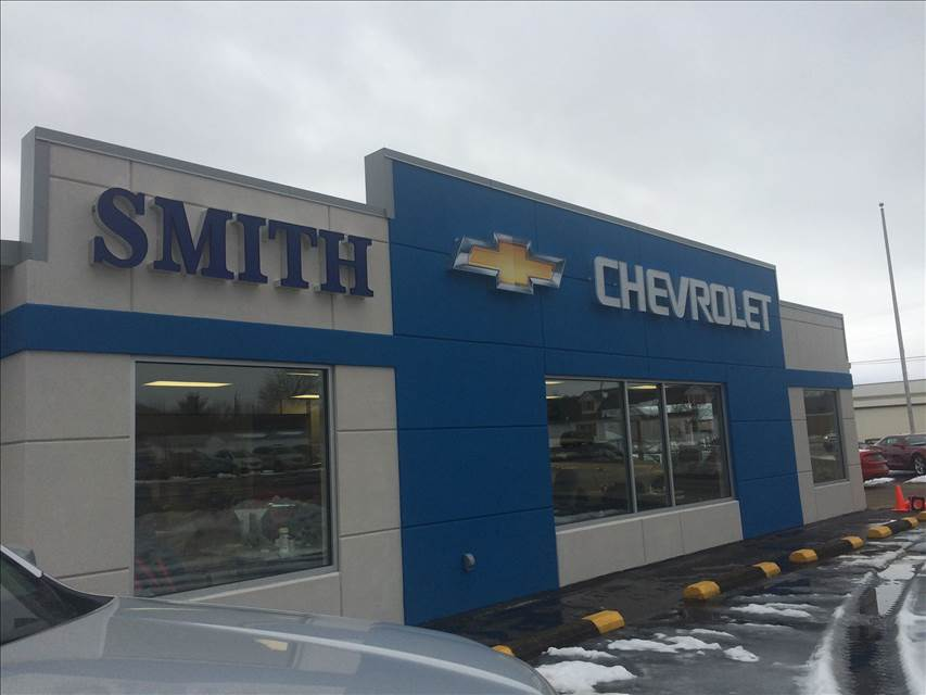 Smith Chevrolet In Gallipolis Oh 45631 Auto Body Shops Carwise Com