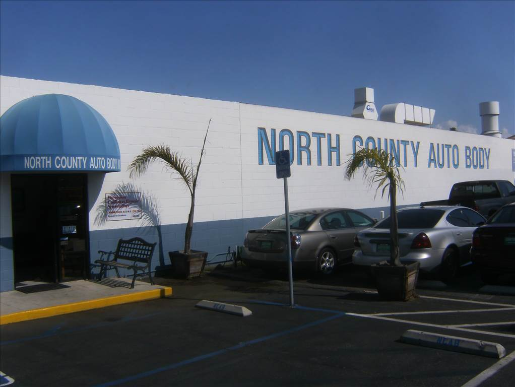About North County Auto Body Inc.