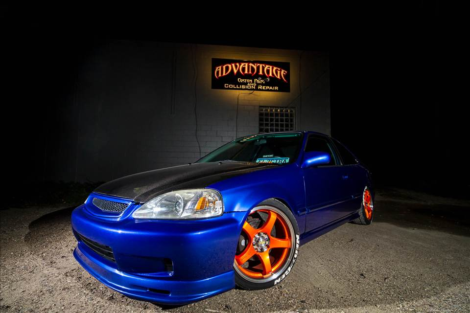 Custom Paint Shops Near Me >> Advantage Custom Paint Collision Repair In Rochester Mn 55901