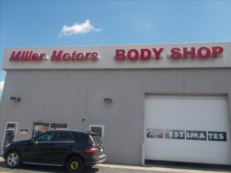 Miller Motors Burlington Wisconsin >> Miller Motor Sales In Burlington Wi 53105 Auto Body Shops