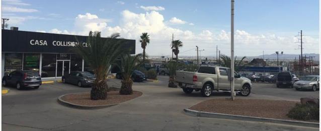 Casa Ford El Paso Tx >> Casa Collision Center In El Paso Tx 79925 Auto Body