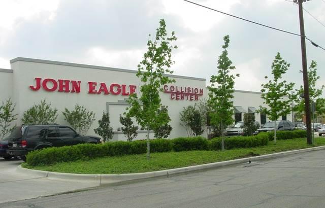 John Eagle Collision Center in Dallas, TX, 75235 | Auto Body