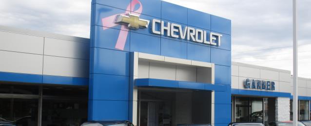 Garber Chevrolet Midland Mi >> Garber Chevrolet In Midland Mi 48640 Auto Body Shops