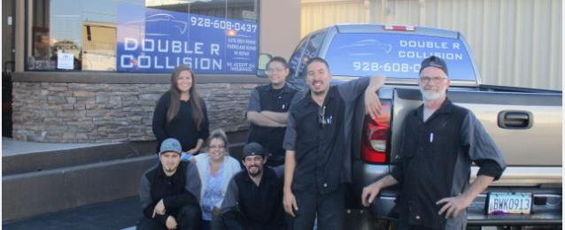 Double R Collision Repair In Page Az 86040 Auto Body Shops