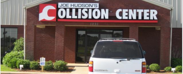 Joe Hudson S Collision Center Enterprise In Enterprise Al
