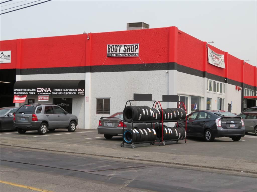 DNA Autobody in San Rafael, CA, 94901 | Auto Body Shops