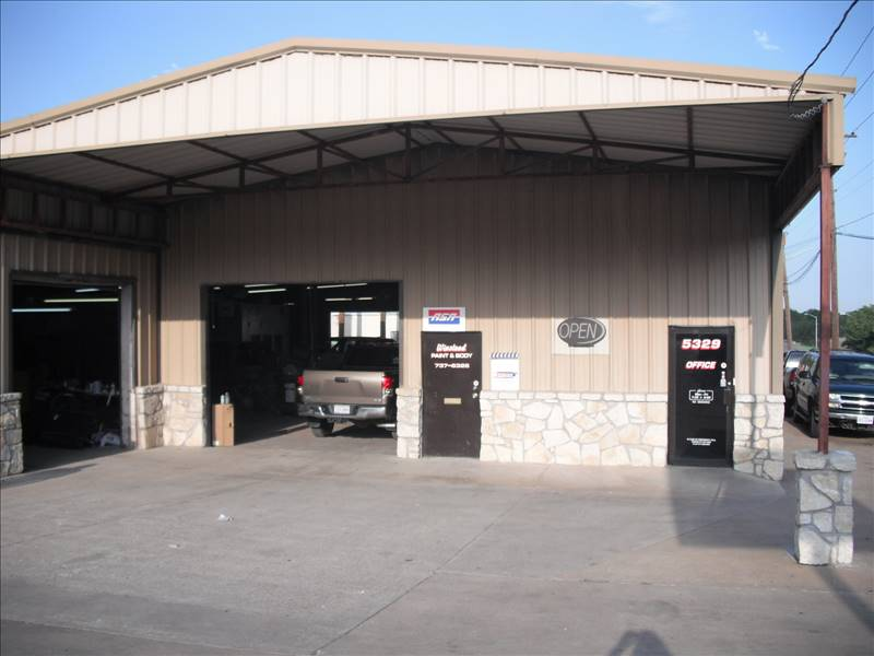 Winstead Paint Body Shop In Fort Worth Tx 76114 Auto Body