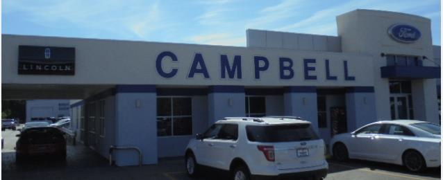 campbell ford lincoln/mercury in niles, mi, 49120 | auto body shops