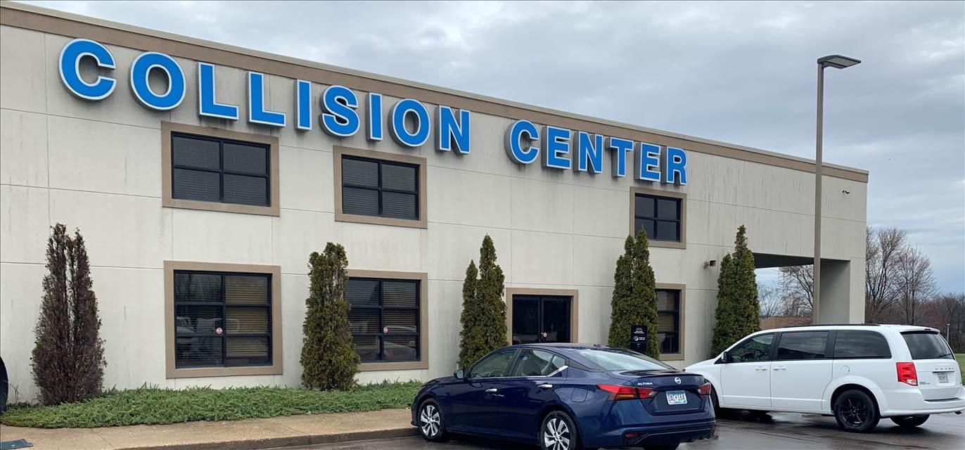Complete Collision Center In St James Mo 65559 Auto Body