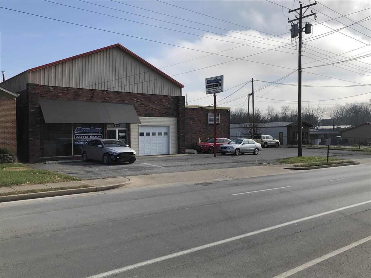 Premier Auto Body Paint In Danville Ky 40422 Auto Body Shops