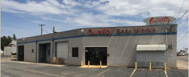 Quality Body Shop >> Quality Body Works Inc In Odessa Tx 79761 Auto Body