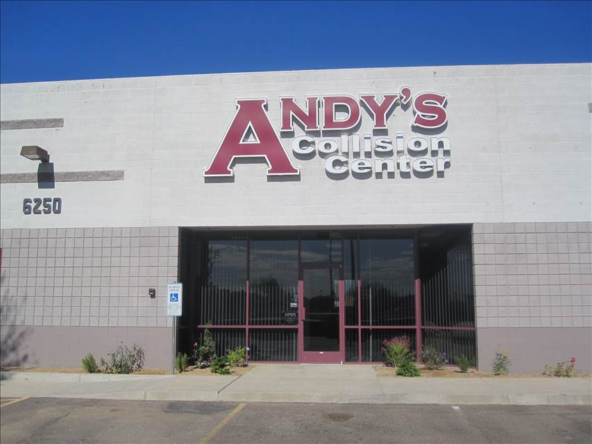 About Andy S Collision Center